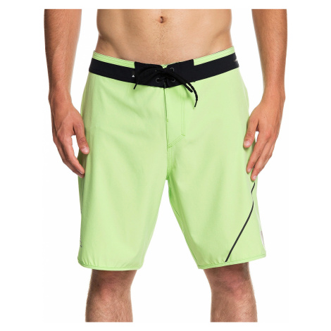 szorty kąpielowe Quiksilver Highline New Wave 20 - GFT0/Jade Lime