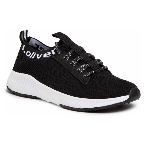 Sneakersy S.OLIVER - 5-23639-34 Black 001