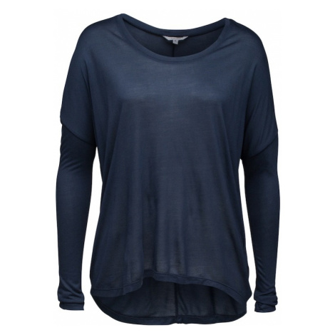 Mbym Koszulka oversize 'Petrol' niebieski / ciemny niebieski