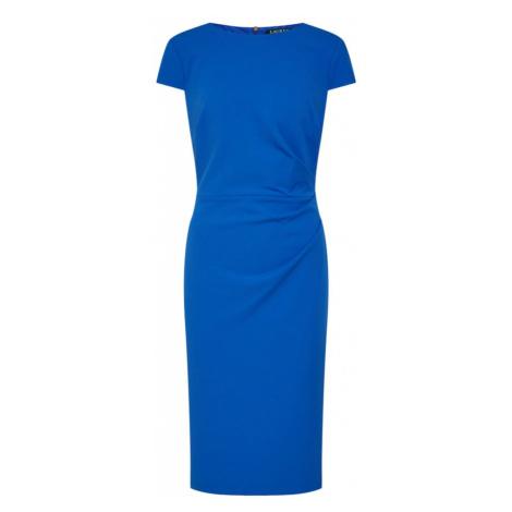 Lauren Ralph Lauren Sukienka królewski błękit