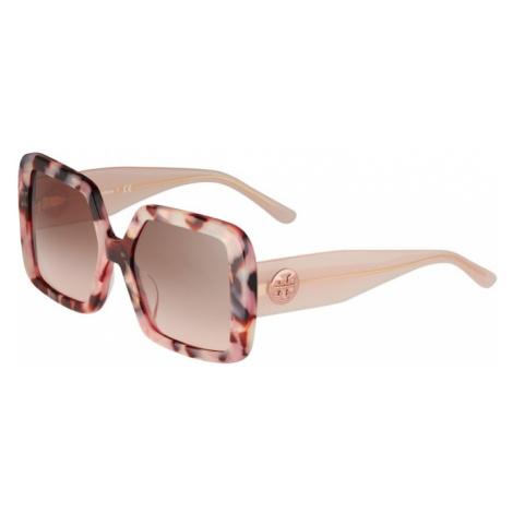 Tory Burch Okulary przeciwsłoneczne '0TY7154U' różowy pudrowy