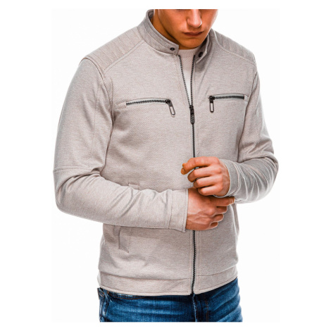 Ombre Clothing Men's mid-season jacket C437