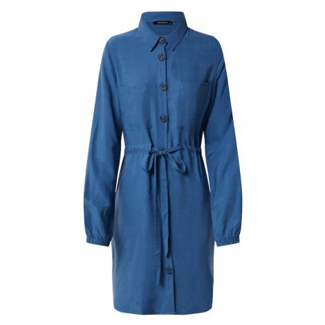 Trendyol Sukienka koszulowa niebieski