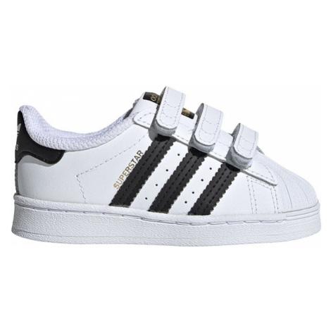 Adidas Superstar CF I Dziecięce Białe (EF4842)