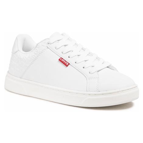 Sneakersy LEVI'S® - 232327-795-51 Regular White Levi´s