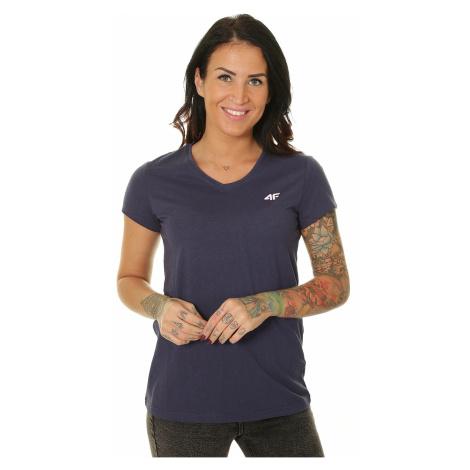 T-shirt 4F H4Z19-TSD002 - 31M/Navy Melange
