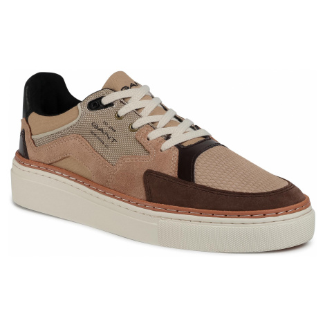 Sneakersy GANT - Mc Julien 21633866 Beige/Brown G105