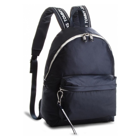 Plecak TOMMY JEANS - Logo Bac AU0AU00160 413 Tommy Hilfiger