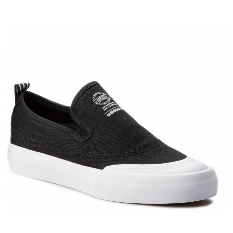 Buty adidas - Matchcourt Slip F37387 Cblack/Cblack/Ftwwht