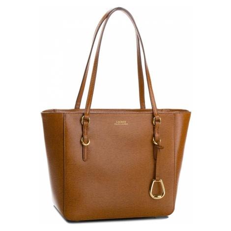 Torebka LAUREN RALPH LAUREN - Shopper 431687508002 Brown
