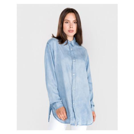 Replay Koszula Niebieski