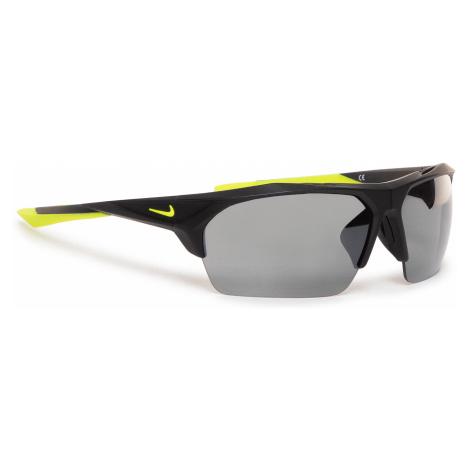 Okulary przeciwsłoneczne NIKE - Terminus EV1030 070 Matte Black/Grey