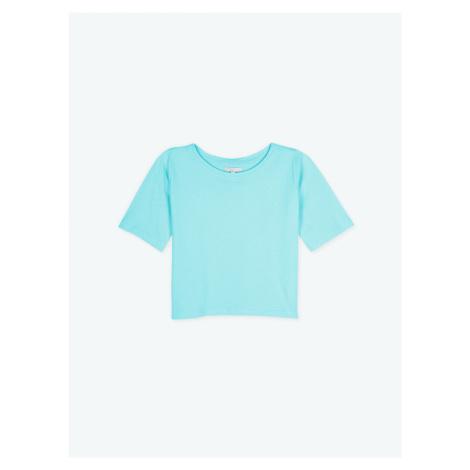 GATE Basic bawełniana krótka koszulka