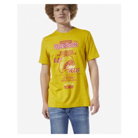 Reebok Classic International Tacos Koszulka Żółty