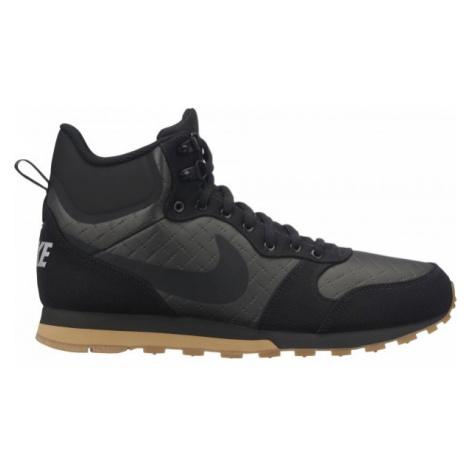 Nike MD RUNNER 2 MID PREMIUM czarny 8.5 - Obuwie męskie