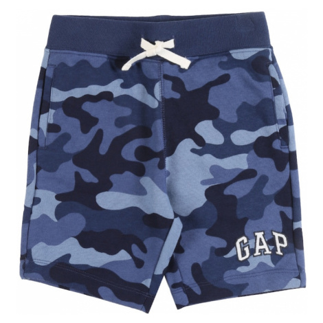 GAP Spodnie niebieski