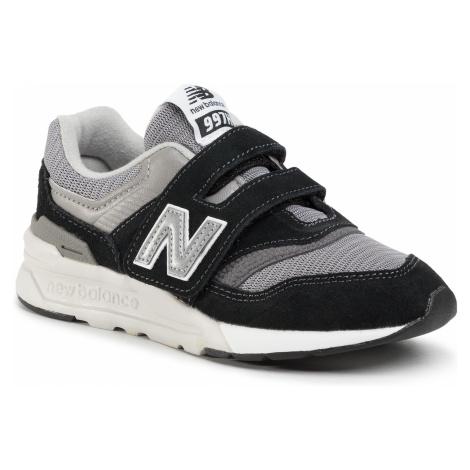 Sneakersy NEW BALANCE - PZ997HBK Czarny Szary 1