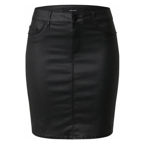 Vero Moda Tall Spódnica 'Seven' czarny
