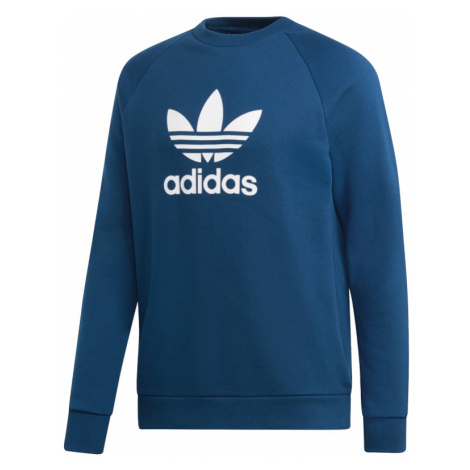 Bluza adidas Originals Trefoil Warm Up DV1545