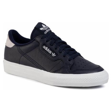 Buty adidas - Continental Vulc EG4590 Legink/Legink/Greone