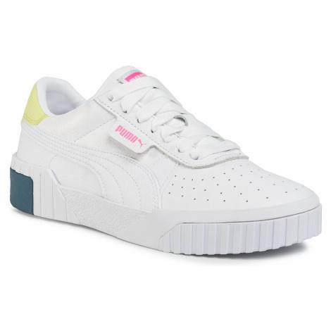 Sneakersy PUMA - Cali Wn's 369155 21 Puma White/Luminous Pink