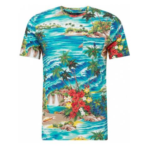 POLO RALPH LAUREN Koszulka 'SSCNCMSLM13-SHORT SLEEVE-T-SHIRT' mieszane kolory