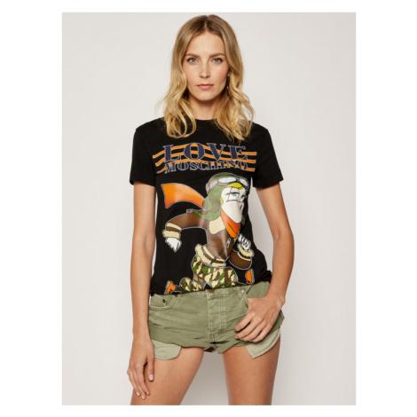 LOVE MOSCHINO T-Shirt W4G8701E 2065 Regular Fit