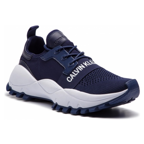 Sneakersy CALVIN KLEIN JEANS - Timmy S0588 Navy