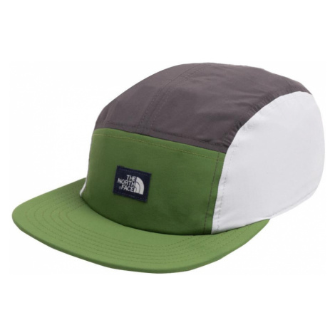 Czapka The North Face Class V Five Panel Hat Garden Green (T93FKFCY1)