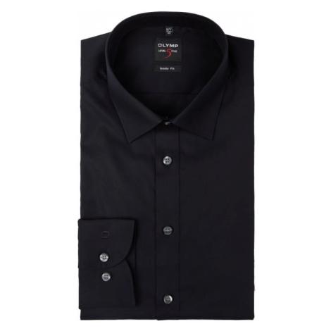 Koszula biznesowa o kroju slim fit z dodatkiem streczu OLYMP Level Five