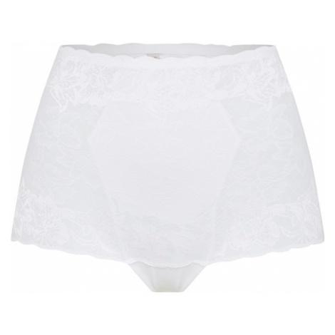 TRIUMPH Majtki modelujące biały