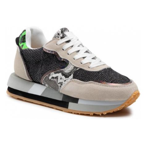 Colors Of California Sneakersy HC.RUNEVA02 Czarny