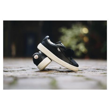 Buty dziecięce sneakersy Puma X Tinycottons Basket Pom Pom 366191 01