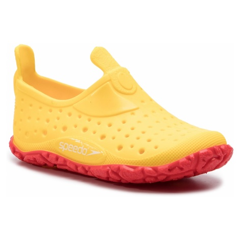 Buty SPEEDO - Jelly Iu 8-11303B949 Yellow/Red