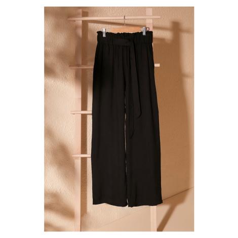 Spodnie damskie Trendyol Wide Leg