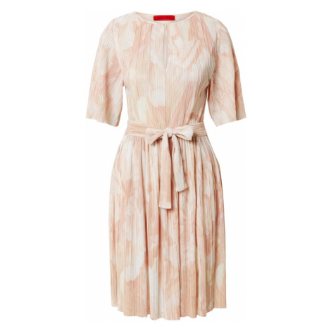 MAX&Co. Sukienka 'Prestigi' różowy pudrowy / biały