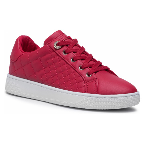 Sneakersy GUESS - Reace FL7REE ELE12 RED