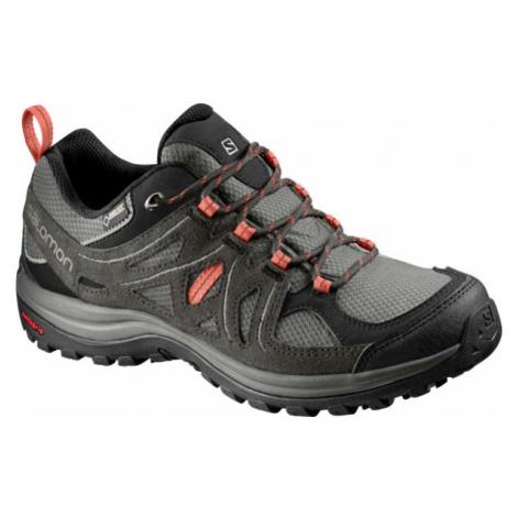 Salomon ELLIPSE 2 GTX W czarny 6.5 - Obuwie trekkingowe damskie
