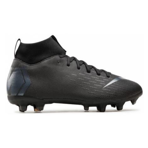 Nike Buty Jr Superfly 6 Academy Gs AH7337 001 Czarny