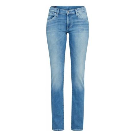Pepe Jeans Jeansy 'Victoria' jasnoniebieski