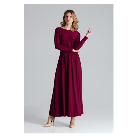 Figl Woman's Dress M604 Deep