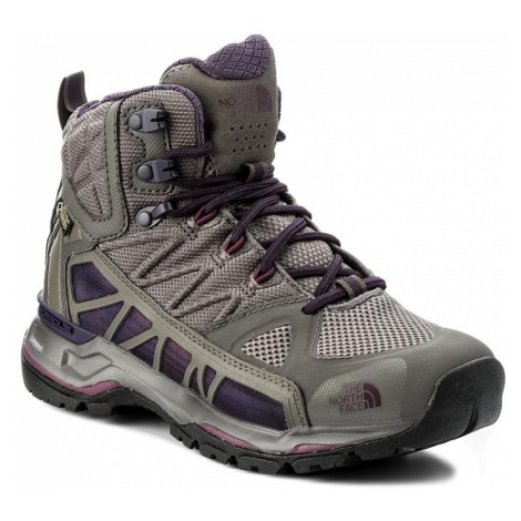 Trekkingi THE NORTH FACE - Ultra Gtx Surround Mid GORE-TEX T92T64YTG Dark Gull Grey/Amaranth Pur