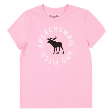Abercrombie & Fitch Koszulka różany