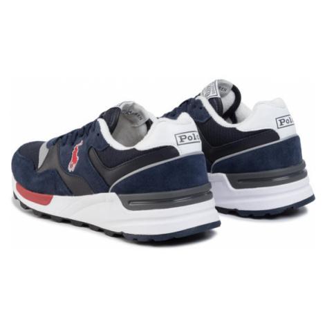 Polo Ralph Lauren Sneakersy Trckstr 809773080001 Granatowy