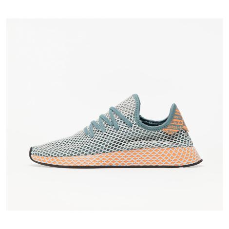 adidas Deerupt Runner Raw Green/ Grey One/ Amber Tint