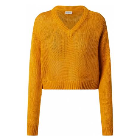 Noisy may Sweter 'ADA' ciemnopomarańczowy