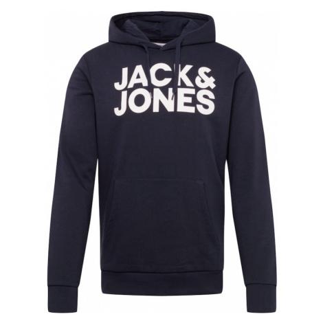 JACK & JONES Bluzka sportowa granatowy