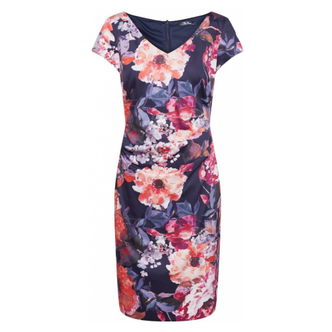 Vera Mont Sukienka różowy / ciemny niebieski