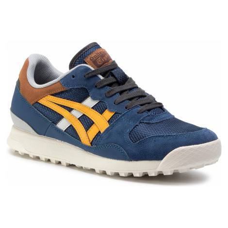 Sneakersy ONITSUKA TIGER - Tiger Horizonia 1183A206 Midnight Blue/Citrus