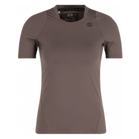 Under Armour T-Shirt UA Rush 1332468 Fioletowy Slim Fit